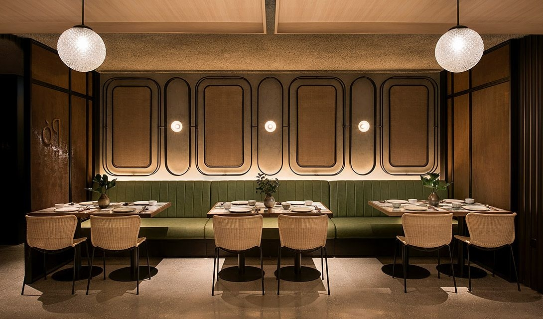 The Warehouse Hotel Restaurant in Singapore
