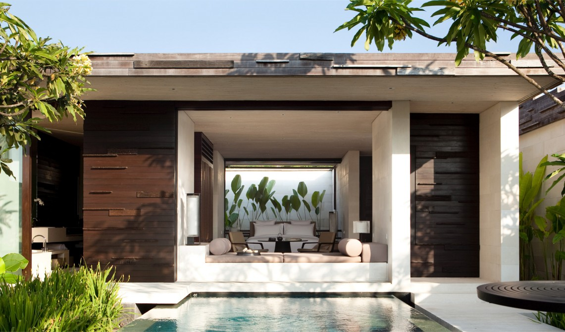 Alila villas uluwatu bali indonesia design hotels for Pool design bali