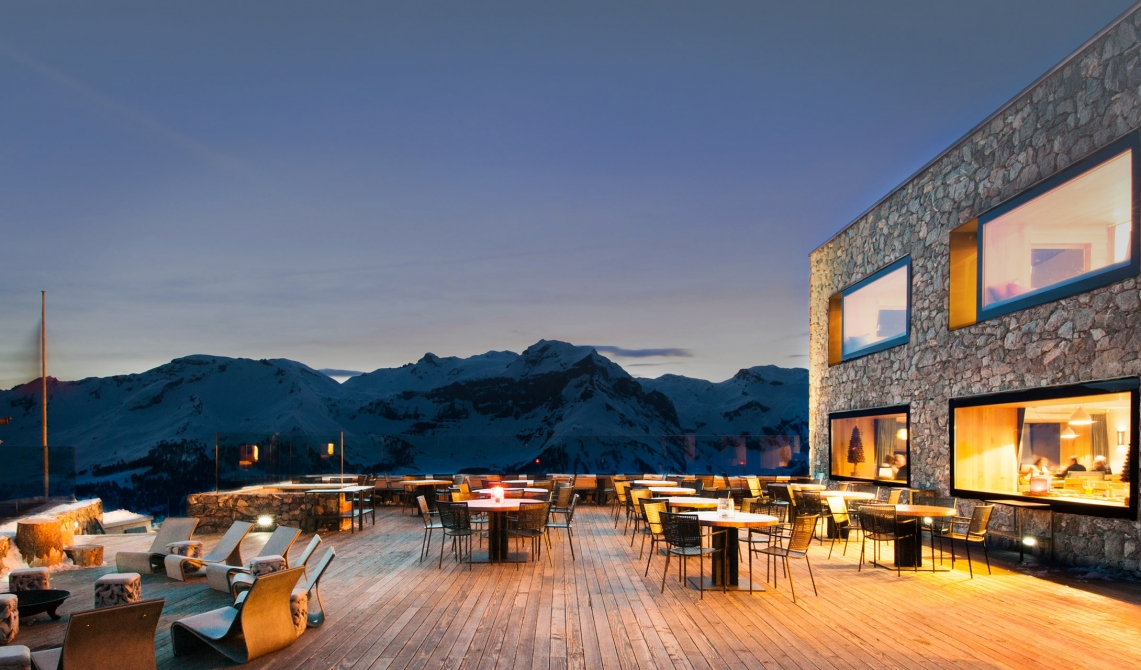 Chetzeron crans montana switzerland design hotels for 10 roches terrace williamstown