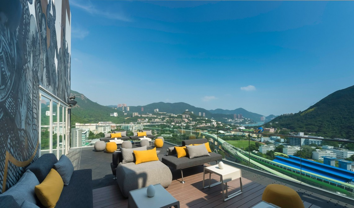 Ovolo Southside City View in Hong Kong
