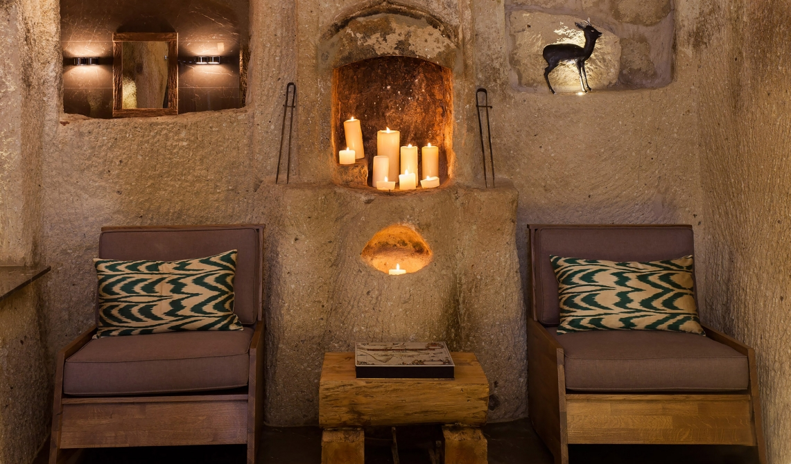 The House Hotel Cappadocia Candlelight in Turkey