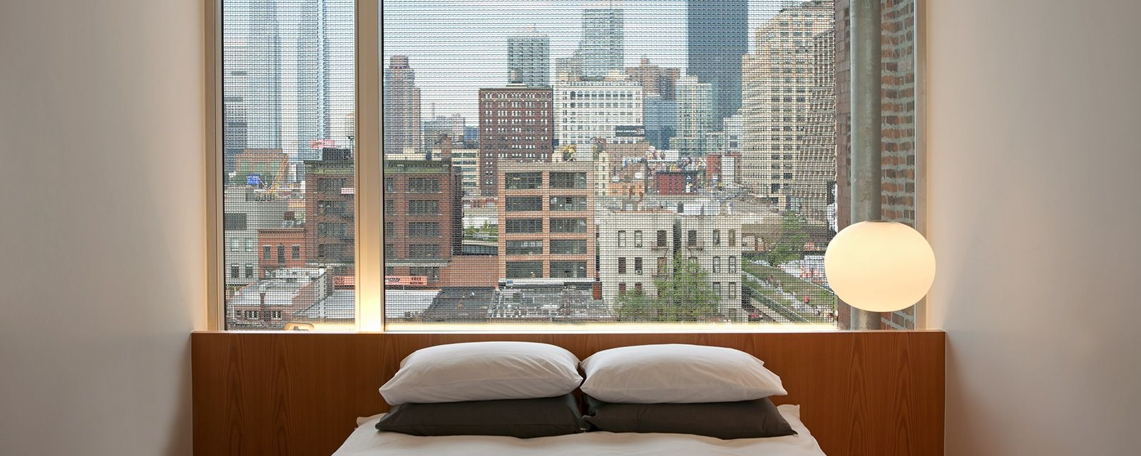Hotel Americano View in NYC, United States