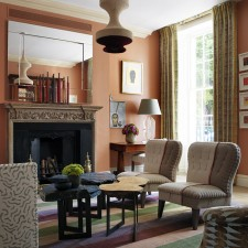 Interior Design Dorset square hotel