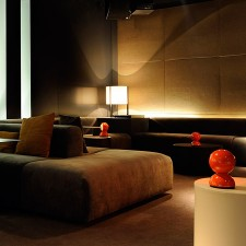 Hotel Omm Barcelona Bar Interior Design