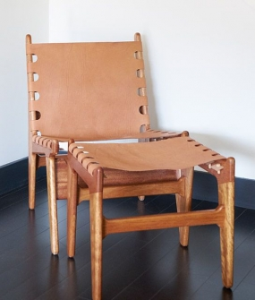Scribners Catskill Lodge Chair in Hunter Mountain