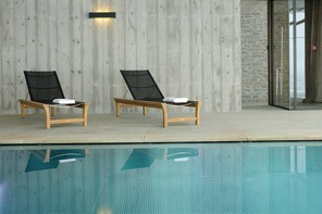 wiesergut sepp and martina kroell indoor swimming pool