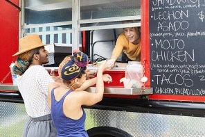 The Drifter Food Truck in New Orleans