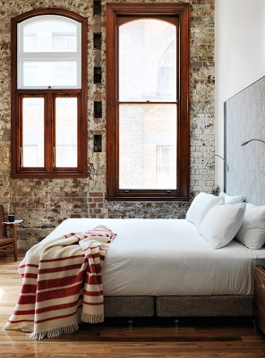 Old Clare Guestroom in Sydney