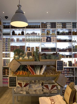 Boundary Shop Interior in London