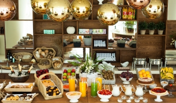 Aguas De Ibiza Lifestyle And Spa Breakfast View M 07 R