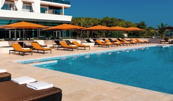 Aguas De Ibiza Lifestyle And Spa Pool Area View M 13 R