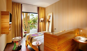 Bohemia Suites and Spa Room in Gran Canaria