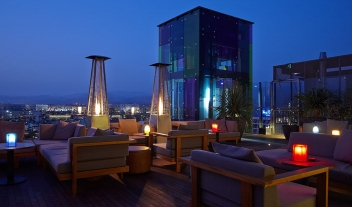 Bohemia Suites And Spa Rooftop Terrace City View By Night M 11