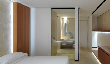 C Hotel and Spa Shower in Cassago Brianza