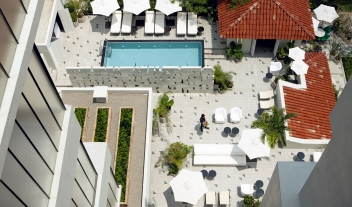 Casa Fayette Architecture Terrace Pool With M 08 R V01