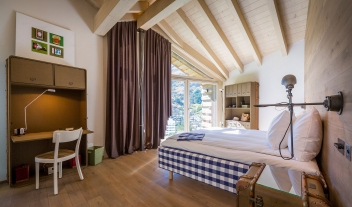 Cervo Mountain Bed in Zermatt