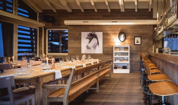 Cervo Mountain Boutique Resort Restaurant in Zermatt