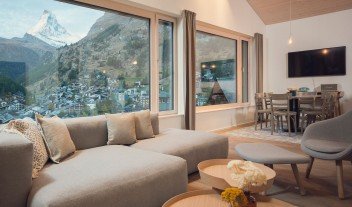 Cervo Mountain Boutique Resort Design in Zermatt