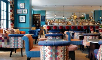 Charlotte Street Hotel Bar in London