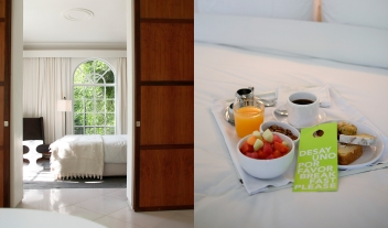 Condesa Df Interior Design Room Breakfast M 13 R