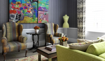 Covent Garden Hotel Design in London