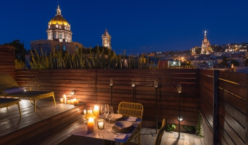 Dos Casas Hotel And Spa Terrace Rooftop M 17 R