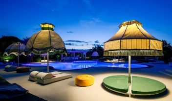 Ekies All Senses Resort Pool in Halkidiki