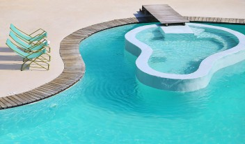 Ekies All Senses Resort Outdoor Pool in Halkidiki
