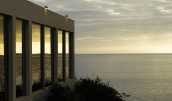 Estalagem Da Ponta Do Sol Architecture Restaurant Ocean View Sundown M 08