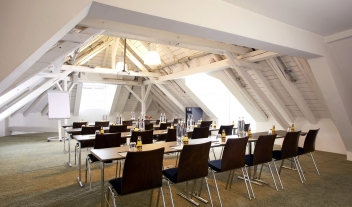 Factory Hotel Meeting Room Attic Space M 13 R