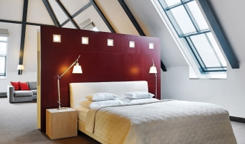 Gastwerk Hotel Hamburg Bedroom Suite Attic Interior Design M 01 R