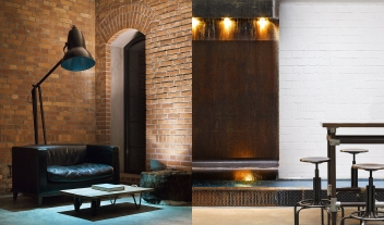 Gastwerk Hotel Hamburg Sofa Lamp Interior Design Bar M 04 R