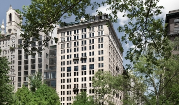 Gramercy Park Hotel Building in New York City