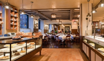 Gramercy Park Hotel Bakery in New York
