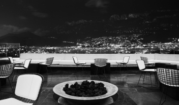 Habita Monterrey Terrace Night View M 01 R