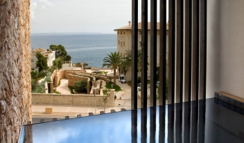 Hospes Maricel Pool in Mallorca