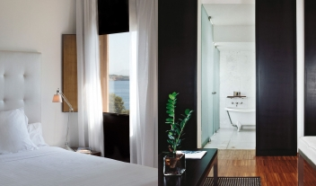 Hospes Maricel Bathroom in Mallorca