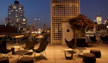 Hotel Americano Rooftop Night Dining M 19 R