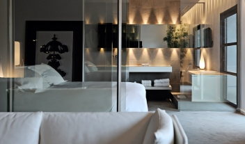 Hotel B Design And Spa Room Bath View Interior Design M 05 1