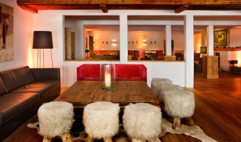 Hotel Kitzhof Mountain Design Resort Bar Lounge Interior Design M 13 R