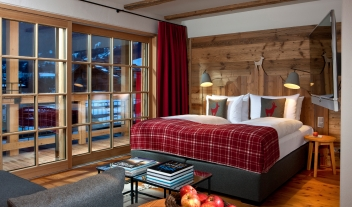 Hotel Kitzhof Mountain Design Resort Bedroom Interior Design M 06 R