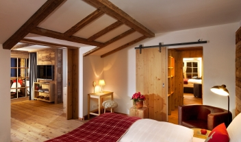 Hotel Kitzhof Mountain Design Resort Bedroom Interior Design M 10 R