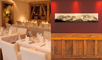Hotel Kitzhof Mountain Design Resort Restaurant Interior Design M 09 R
