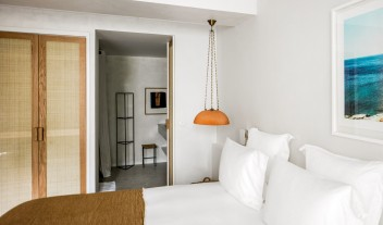 Hotel Les Roches Rouges Guestroom in Saint Raphael