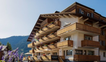 Hotel Nevai Summer in Verbier