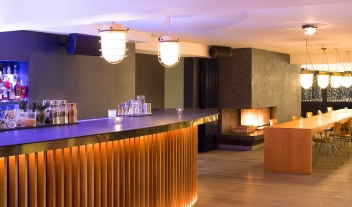 Hotel Nevai Bar in Verbier