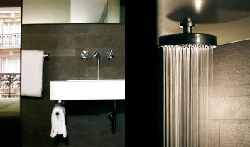 Hotel Sezz Paris Bathroom Interior Design M 10 R