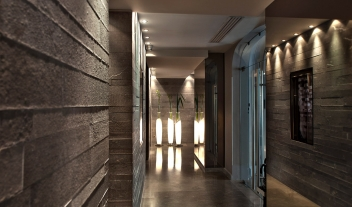 Hotel Sezz Paris Entrance Area Architecture M 03
