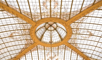 Hotel Vernet Architecture Ceiling M 05 R