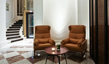 Hotel Vernet Lobby Chairs Lift M 10 R